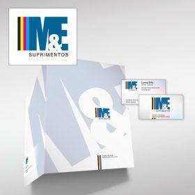 M&E Suprimentos identidade