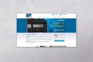 M&E Suprimentos site