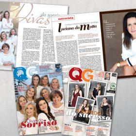 Revista QG diagramacao