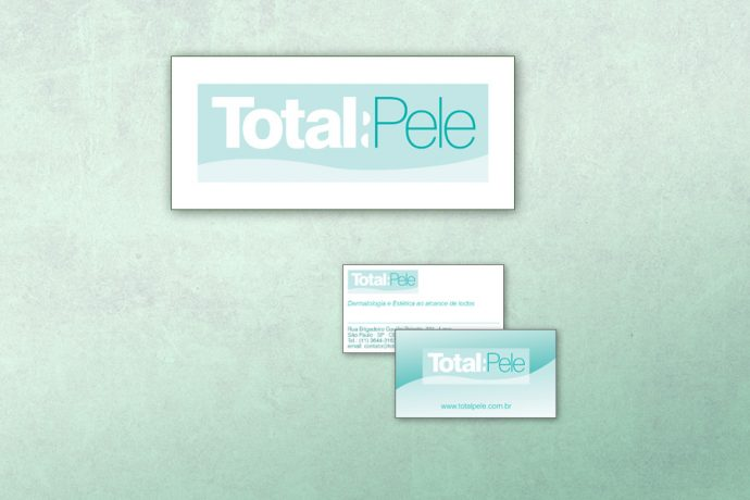 Total:Pele papelaria