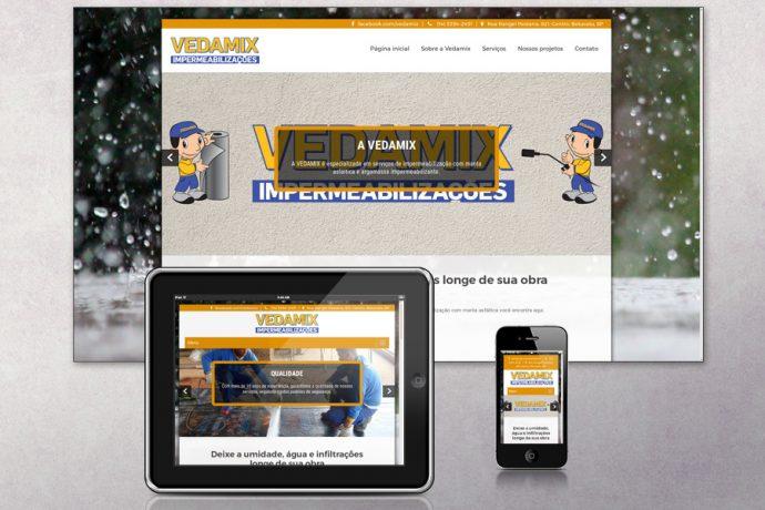 Vedamix site